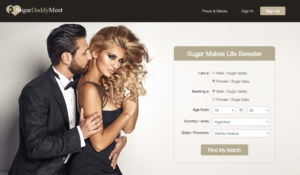 SugarDaddyMeet.com – Not as good as it claims