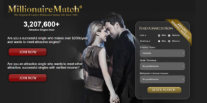 MillionaireMatch.com – Leading dating site